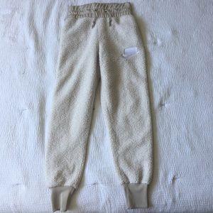 Nike Sherpa pants